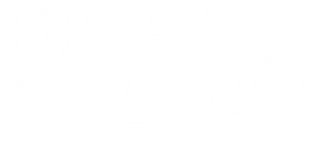 Orchard Recovery Center Logo in white