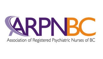 Association of Registered Psychiatric Nurses of BC Logo