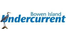 Bowen Island Undercurrent Logo