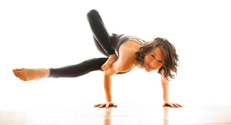 Chantal Russell, Yoga Instructor Orchard Recovery Center.