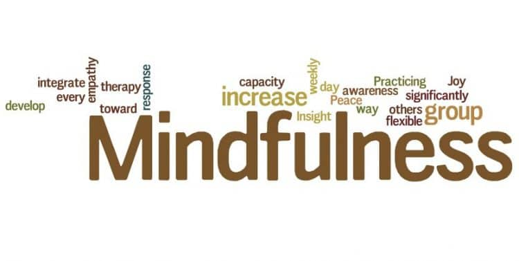 Orchard Recovery Center Counsellor's incorporate mindfulness as part of clients recovery.