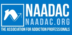 The Association for Addiction Professionals (NAADAC) Logo