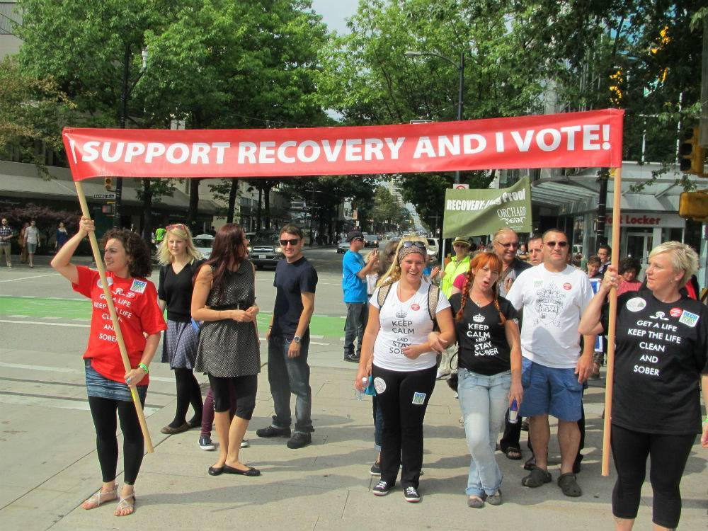Alive and well at Recovery Day 2013