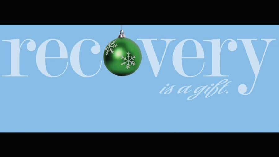 Recovery Is A Gift, spend a calm Xmas at Orchard Recovery Center