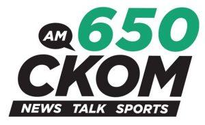 CKOM News Talk Sports