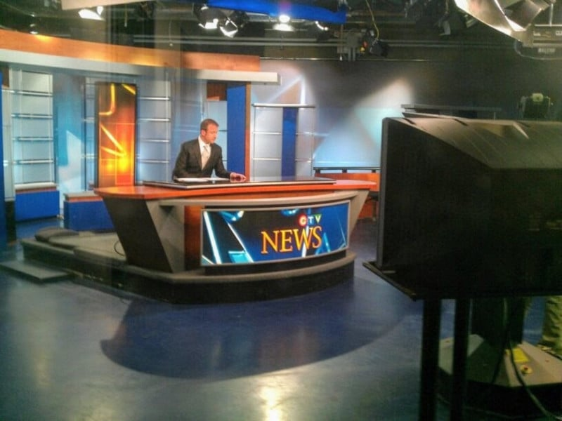 Joel Gotlib news anchor